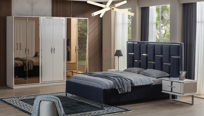 İmza Nikel Yatak Odası Takımı