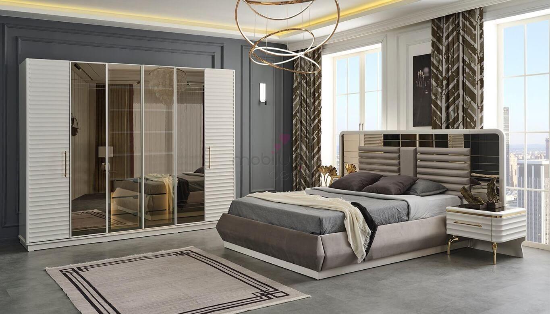 Asil Aytaşı Yatak Odası Takımı